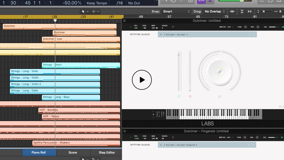 LABS - Free Virtual Instruments