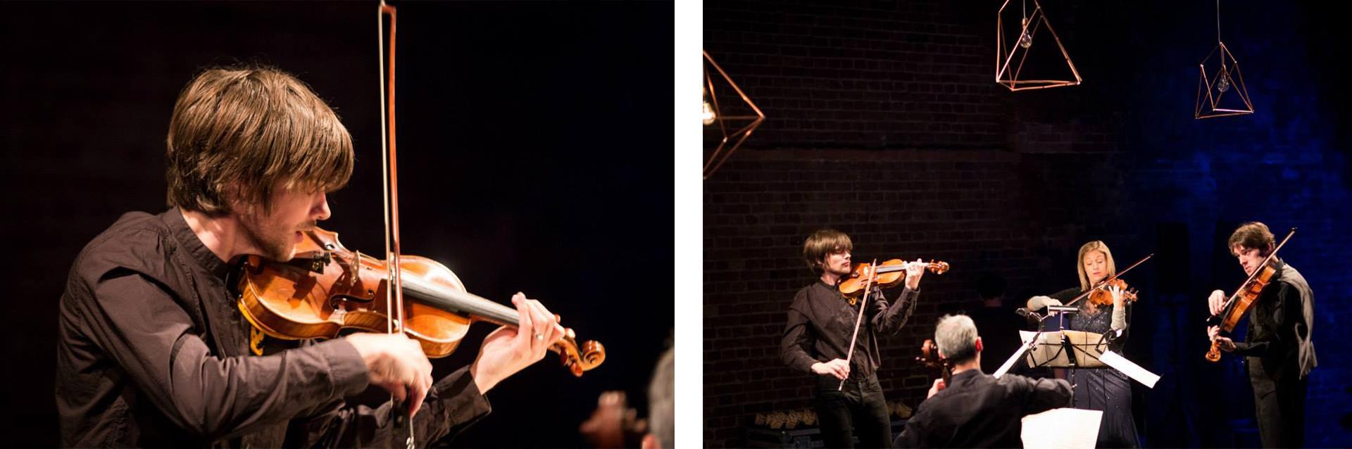 Sacconi Strings Quartet
