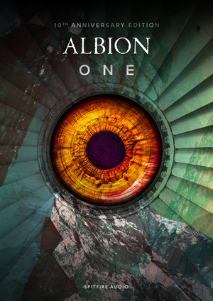 ALBION ONE artwork
