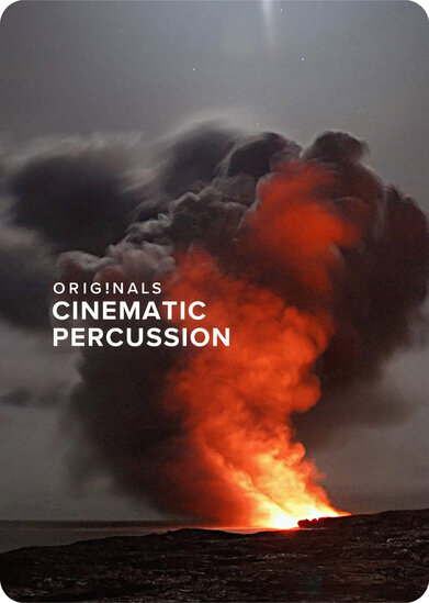 Originals Cinematic Percussion