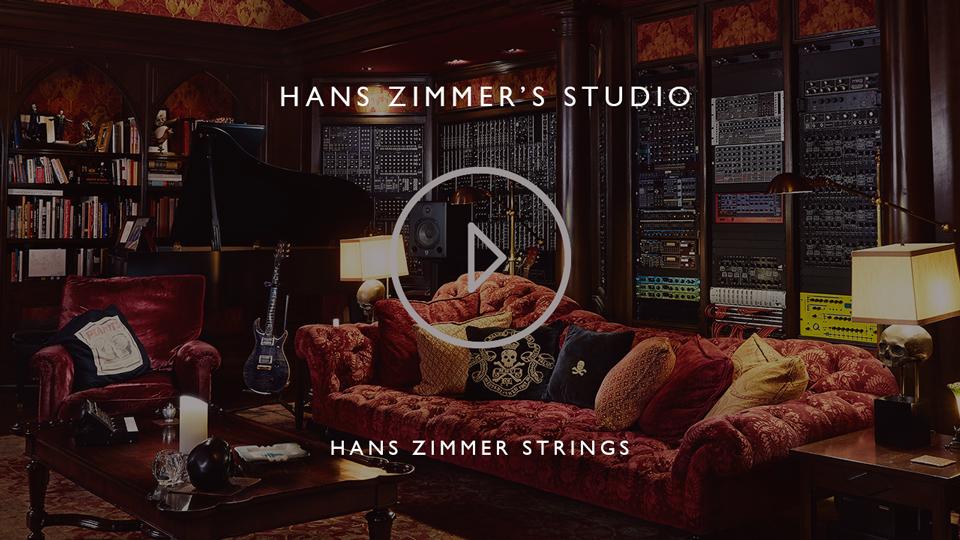 Spitfire audio — hans zimmer strings.